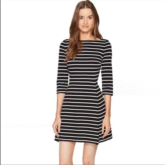 kate spade Dresses & Skirts - Kate Spade Broome Street Striped Essential Dress